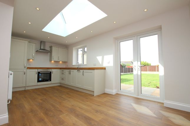 Thumbnail Semi-detached bungalow for sale in Warren Lane, Stanway, Colchester