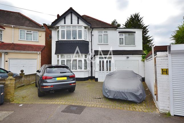 Thumbnail Semi-detached house for sale in Beaminster Gardens, Ilford