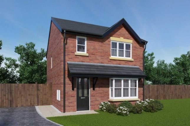 Thumbnail Detached house for sale in Hough Fold Way, Harwood, Bolton
