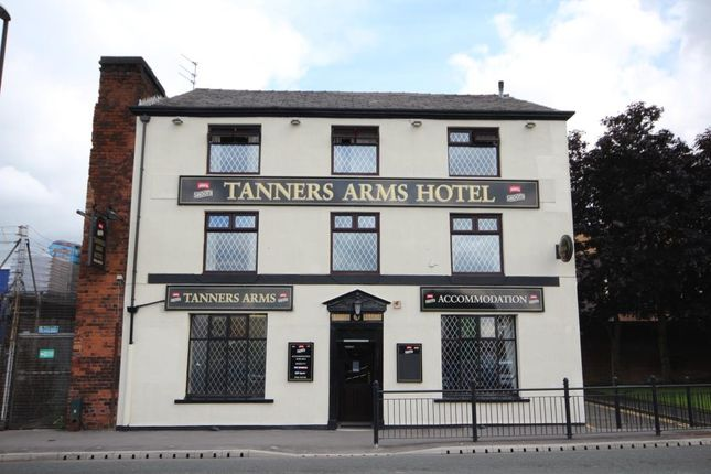 Thumbnail Pub/bar for sale in Tanners Arms 24 Whitworth Road, Rochdale