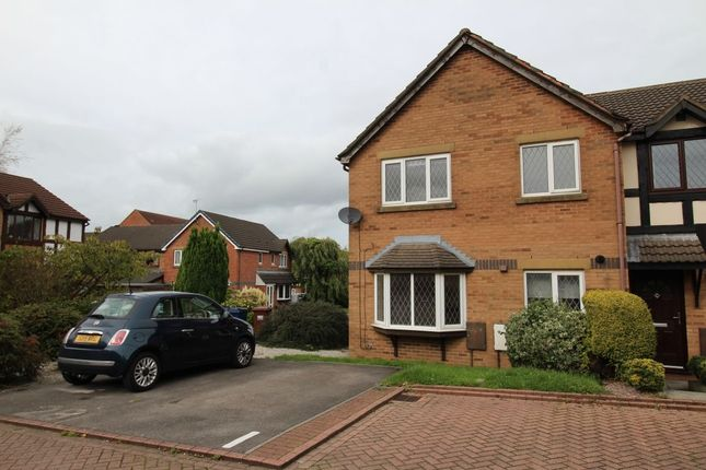 Thumbnail Terraced house to rent in Brantwood Drive, Leyland