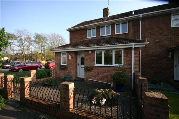 Terraced house for sale in Seacombe Green, Southampton
