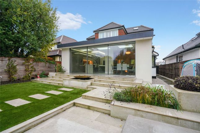 Thumbnail Detached house for sale in Molember Road, East Molesey, Surrey