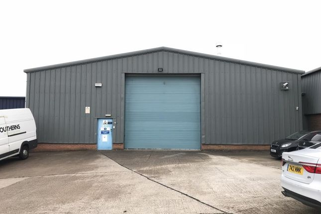Thumbnail Industrial for sale in Unit 9, Railsfield Rise, Bramley, Leeds