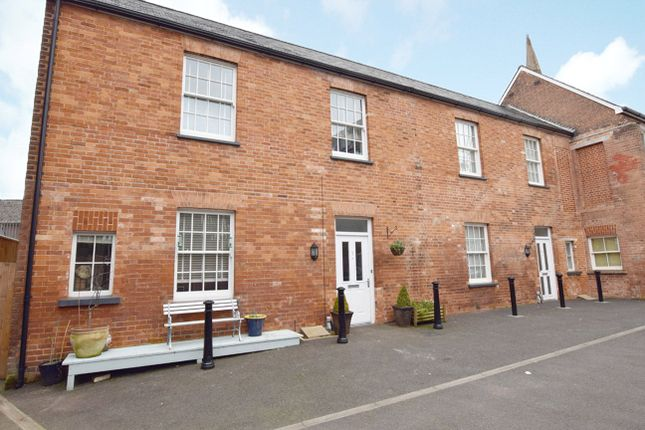 Thumbnail Terraced house to rent in Mount Dinham Court, Exeter, Devon