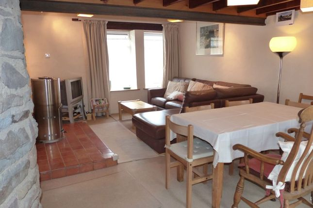 Thumbnail Terraced house for sale in Defynnog, Brecon