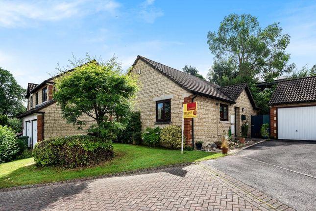 Thumbnail Detached bungalow for sale in Wanborough, Swindon