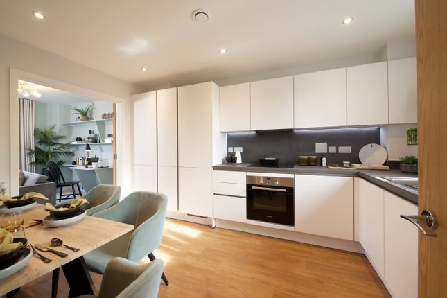 Thumbnail End terrace house for sale in Charlotte Avenue, Bicester