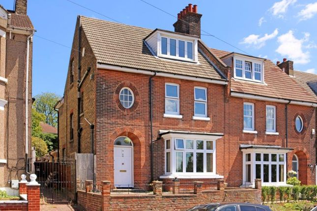 Thumbnail Semi-detached house for sale in Goddington Road, Rochester