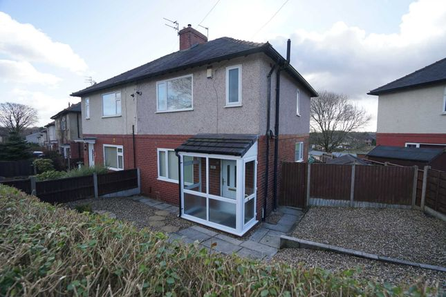 Thumbnail Semi-detached house to rent in Leicester Avenue, Horwich, Bolton