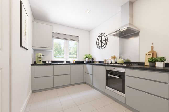 Thumbnail Town house for sale in Westmill Place, Manor Road, Haverhill