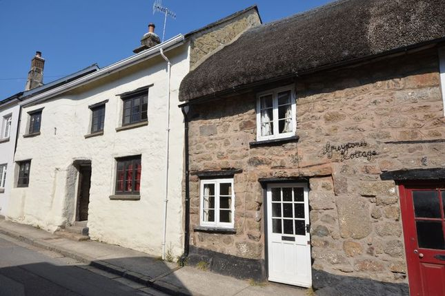 Thumbnail Cottage for sale in Lower Street, Chagford, Newton Abbot