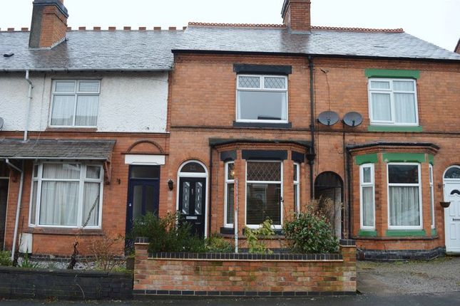 2 bed terraced house to rent in Factory Road, Hinckley