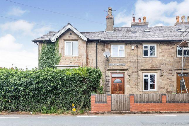 Thumbnail Town house for sale in Mortimer Terrace, Cleobury Mortimer, Kidderminster