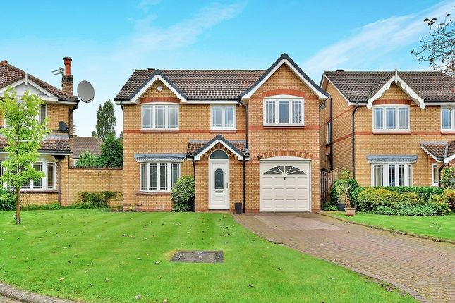 Thumbnail Detached house for sale in Sedgeford Close, Wilmslow