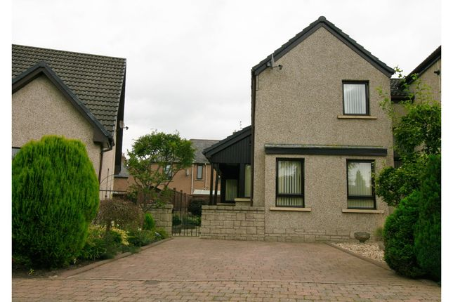 Thumbnail Semi-detached house for sale in Malestroit Court, Jedburgh