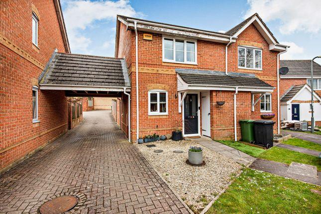 2 bed semi-detached house for sale in Oceana Crescent, Basingstoke RG22