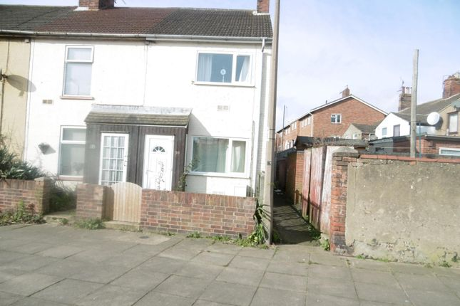 Thumbnail End terrace house to rent in The Hemplands, Lowestoft