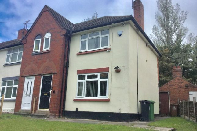 3 bed terraced house for sale in The Flatts, Wednesbury WS10