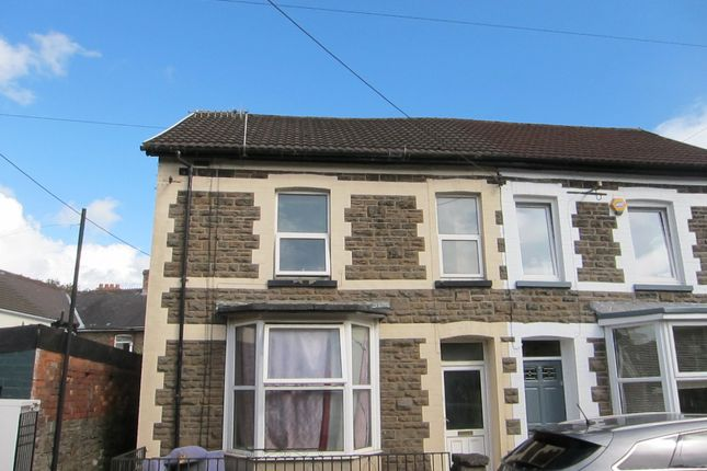 Thumbnail Property to rent in John Place, Treforest, Pontypridd