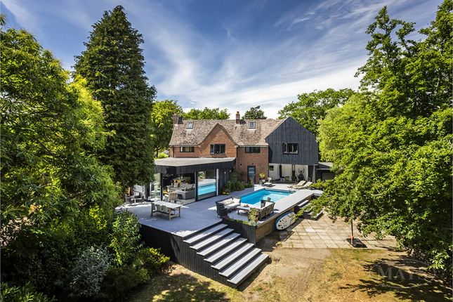 Detached house for sale in Anthonys Avenue, Canford Cliffs, Poole