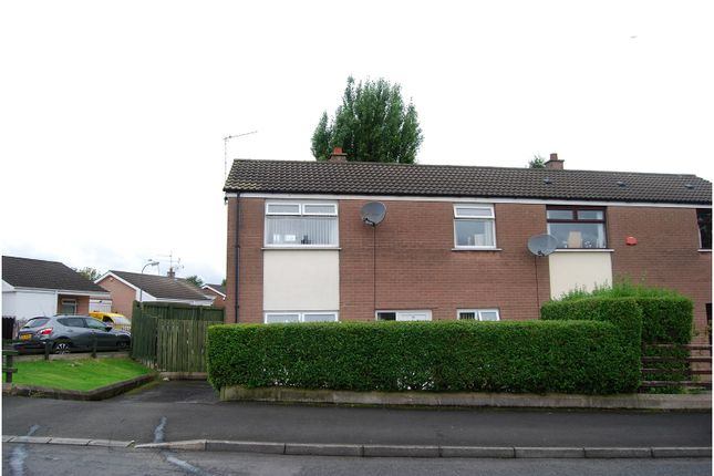Thumbnail Semi-detached house for sale in Lismara, Craigavon