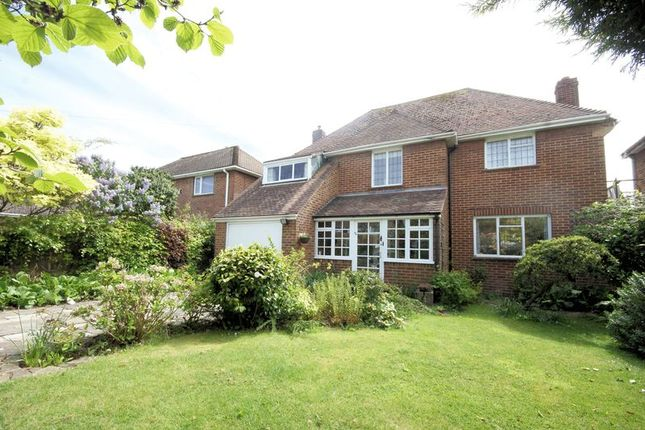 Thumbnail Detached house for sale in Solent Way, Alverstoke