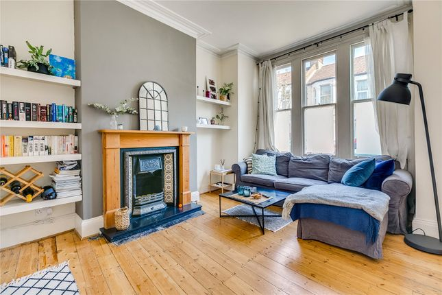 Thumbnail Flat for sale in Dagnan Road, London