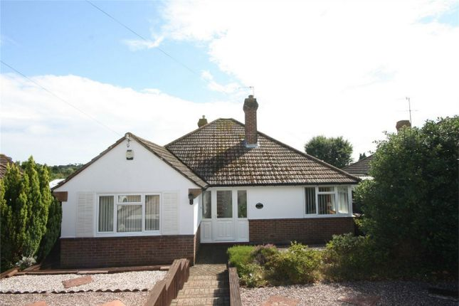 Thumbnail Detached bungalow for sale in Wealden Way, Bexhill-On-Sea