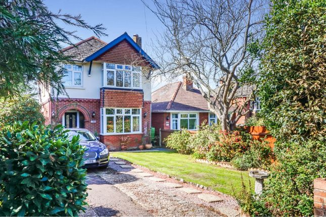 Thumbnail Detached house for sale in York Avenue, East Cowes