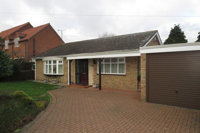 Thumbnail Detached bungalow for sale in St. Johns Road, Lincoln