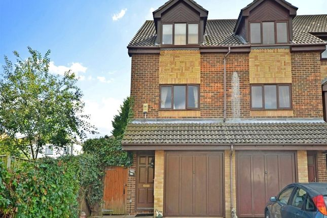 Thumbnail Semi-detached house to rent in Vita Road, Portsmouth