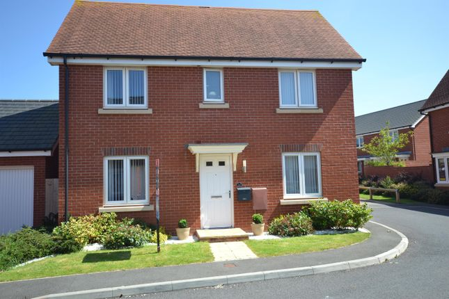 3 bed detached house for sale in Pitt Park, Cranbrook, Exeter.