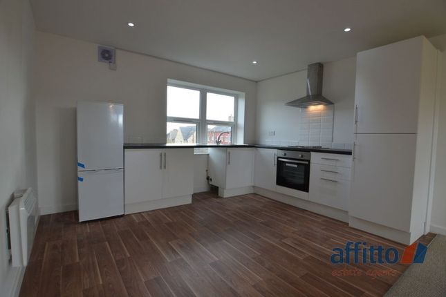 Thumbnail Flat to rent in Church Street, Jump, Barnsley