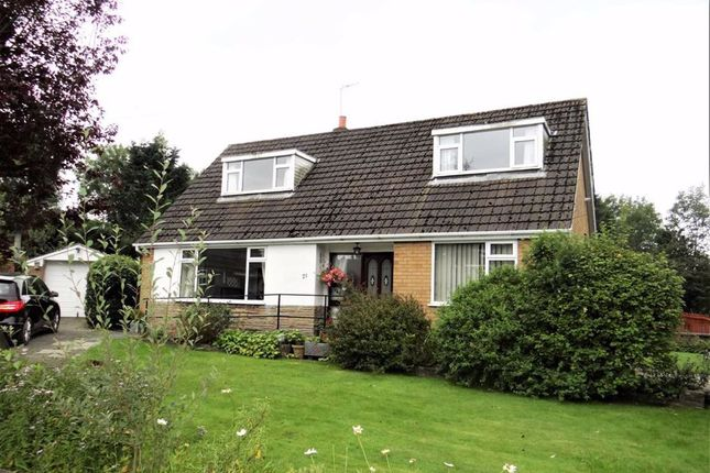 Thumbnail Detached house for sale in Aspull Common, Leigh