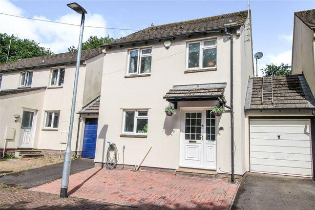 Thumbnail Link-detached house for sale in Colombelles Close, Fremington, Barnstaple