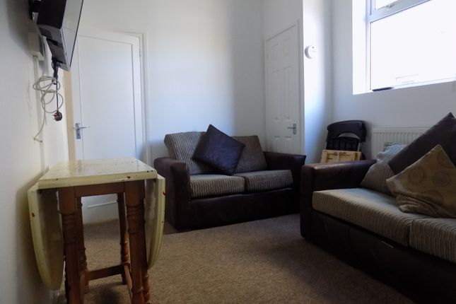 Thumbnail Terraced house to rent in Norman Road, Southsea
