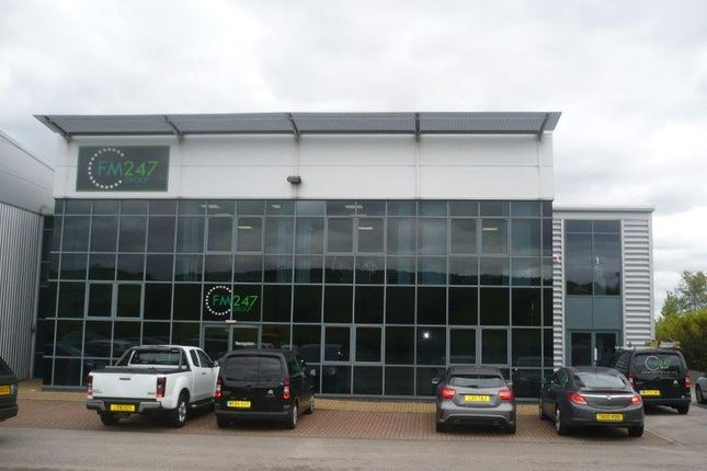 Thumbnail Office to let in Sheffield Business Park, Europa Link, Sheffield