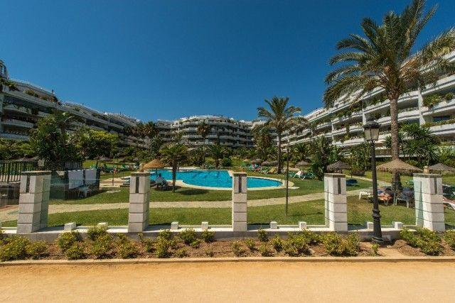 Garden And Pools of Spain, Málaga, Marbella