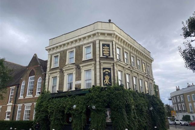 Thumbnail Studio to rent in Holmes Road, London