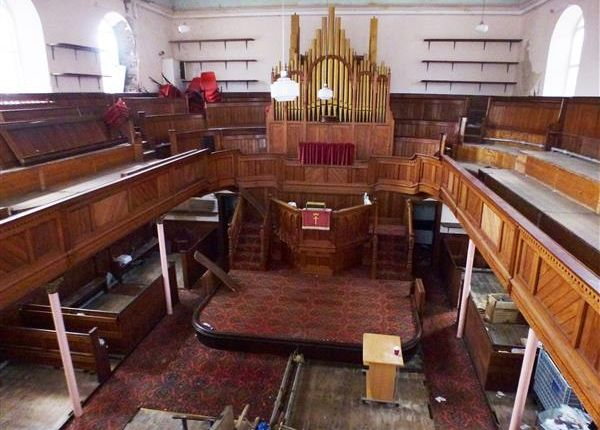Thumbnail Detached house for sale in Bethel-Y-Bedyddwyr Chapel, Heol-Y-Neuadd, Tumble, Llanelli