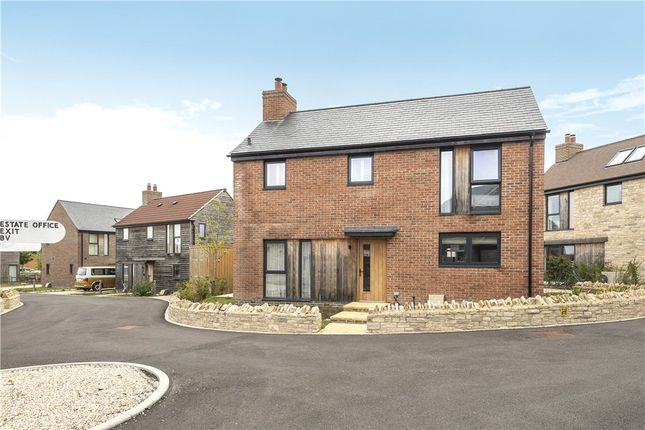 Front of Beaumont Village (Tally-Ho), Crossways, Dorchester, Dorset DT2