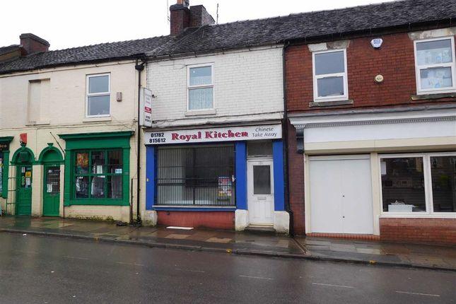 Restaurant/cafe for sale in Newcastle Street, Burslem, Stoke-On-Trent