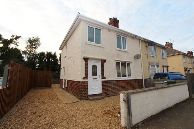 Thumbnail Semi-detached house to rent in Parkfield Road, Oakham