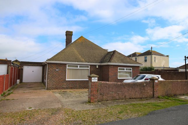 Thumbnail Detached bungalow for sale in Eastbourne Avenue, Pevensey Bay
