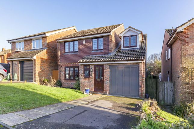 Thumbnail Detached house for sale in Copper Beeches, St. Leonards-On-Sea