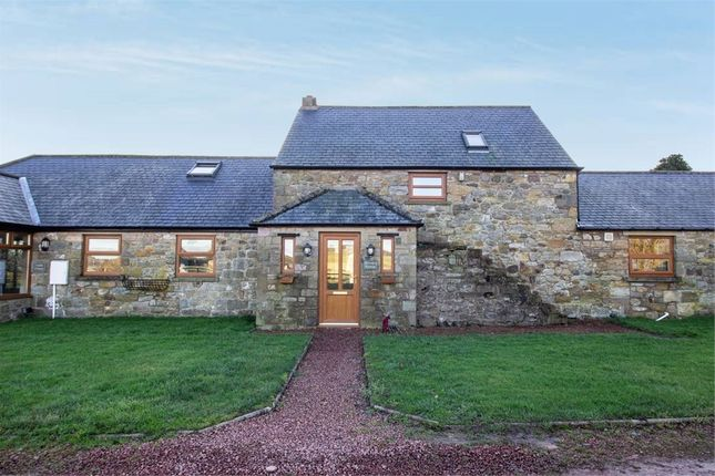 Thumbnail Cottage for sale in Felton, Felton, Morpeth, Northumberland