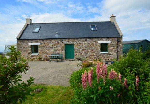 Thumbnail Cottage for sale in Brodieshill, Forres