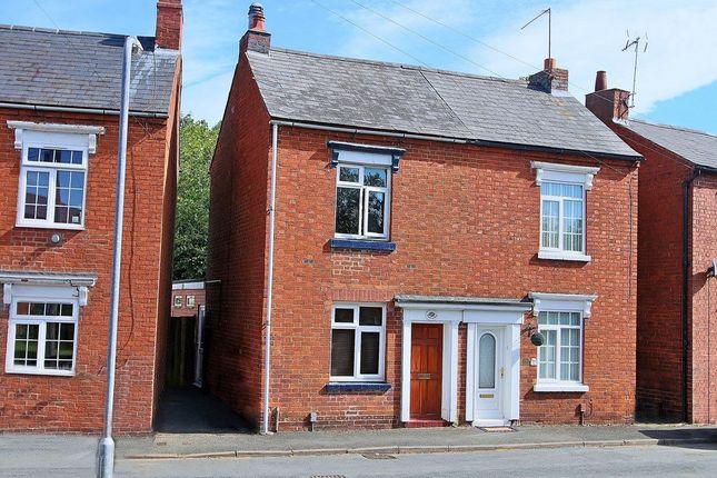 Thumbnail Semi-detached house for sale in Highfield Road, Redditch