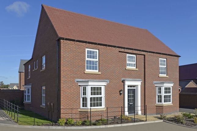 "Thumbnail Detached house for sale in ""Henley"" at Nottingham Road, Barrow Upon Soar, Loughborough"